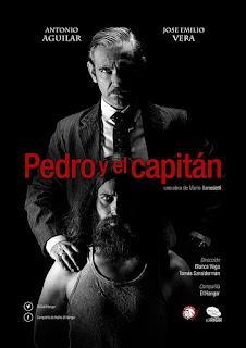 Pedro y el capitán [Teatro Luchana]