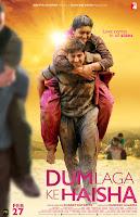 Dum Laga Ke Haisha 2015 Full-Movie [Hindi DD5.1] 720p-BluRay ESubs Download