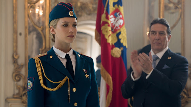 Jennifer Lawrence Francis Lawrence | Red Sparrow
