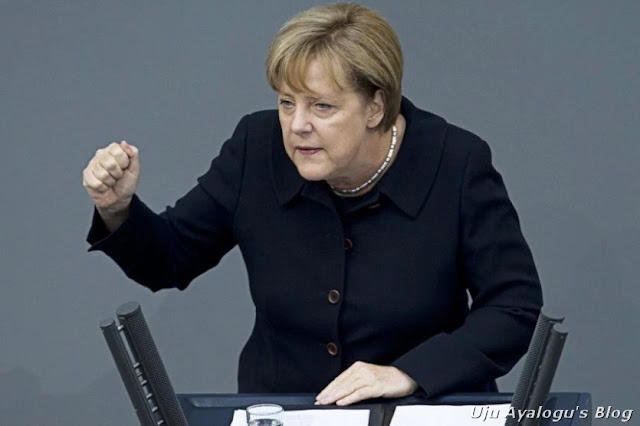Merkel: Islamist terror is 'greatest threat' to Germany