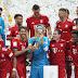 Bayern se vinga e goleia Eintracht na Supercopa da Alemanha