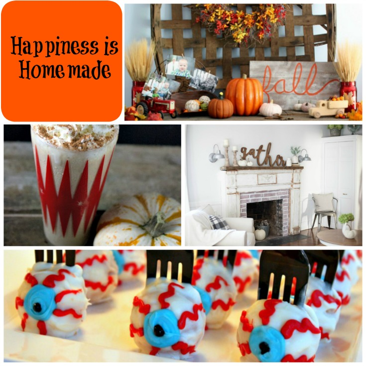 This weeks features for Happiness is homemade