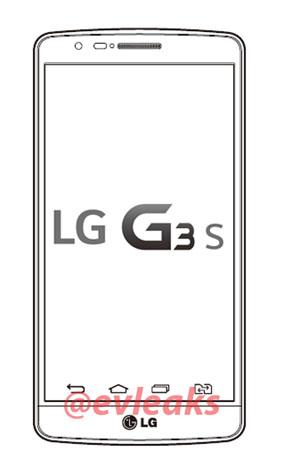 LG G3 Mini = LG G3S, Benarkah?