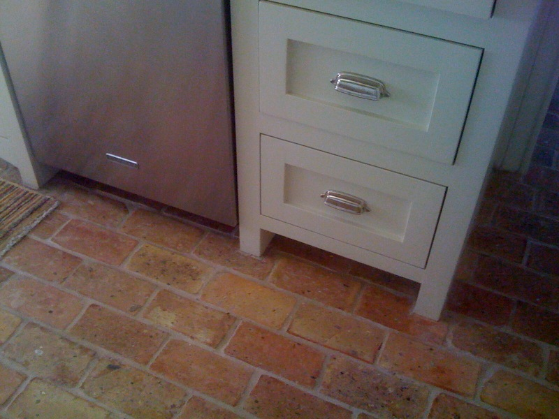 Brick Laminate Picture: Brick Floor Tile
