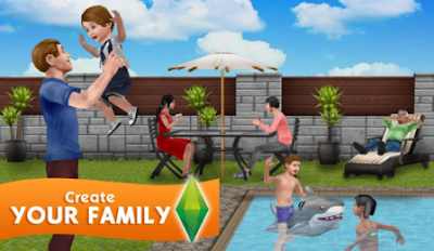 The Sims FreePlay Mod Apk Terbaru Android