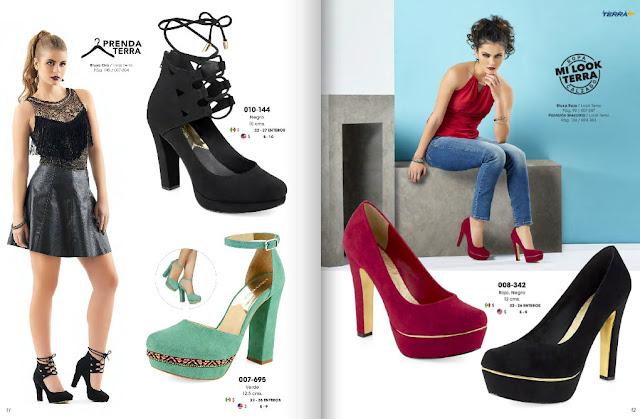 Mundo Terra  Damas zapatos de fiesta