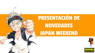 Norma Editorial en la Japan Weekend de Barcelona @Japan_Weekend @NormaEditorial