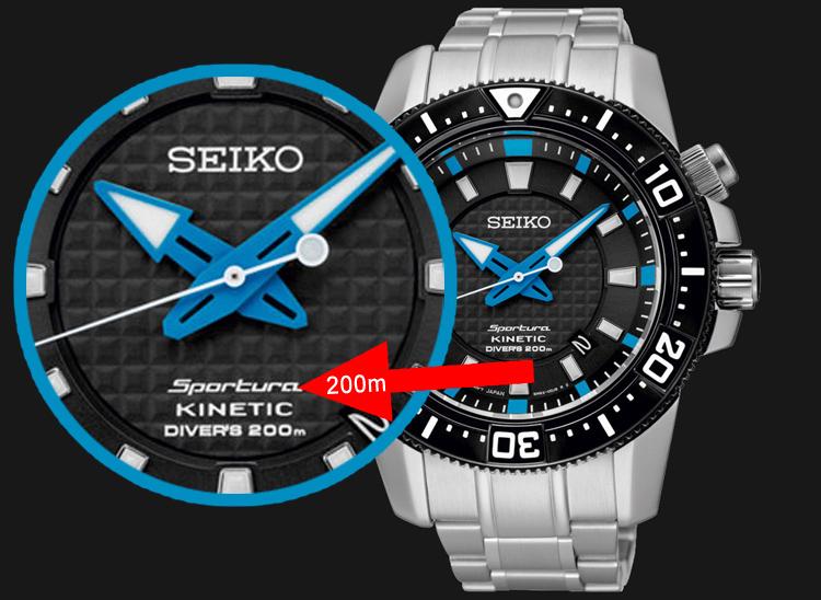 Jam tangan Untuk Menyelam