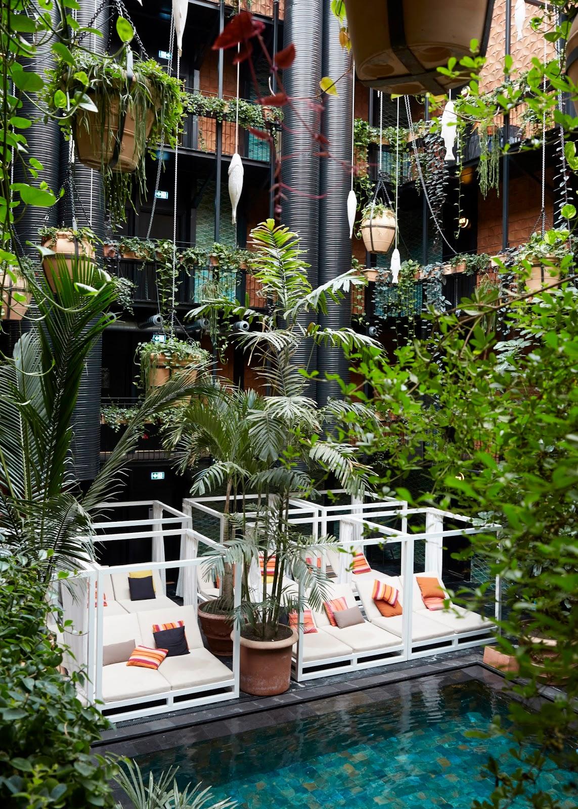 Eco guide to copenhagen sleep manon les suites for Design boutique hotels copenhagen