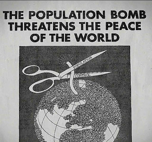 O pânico induzido contra uma superpopulação nunca se verificou. A humanidade cresceu, o número de pobres diminuiu vertiginosamente. Mas, a 'revolução verde' tenta reviver temores falsos de meio século atrás.