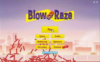 Blow and Raze - Jeu de Réflexion sur PC