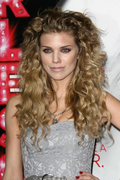 Anotherallergymom Annalynne Mccord Medium Long Curly