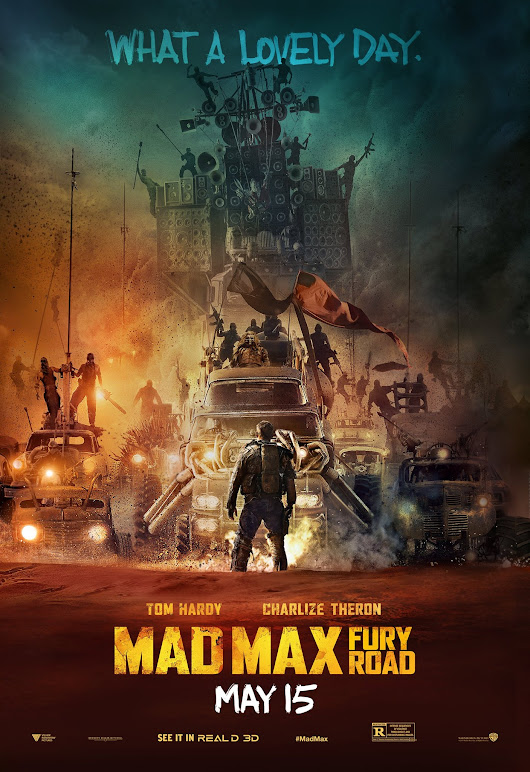 Kentucky Fried Popcorn: Mad Max - Fury Road