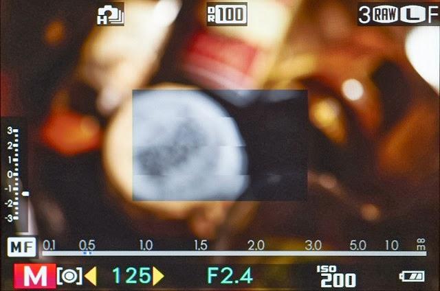 Esempio n. 2 di funzionamento della tecnologia Digital Split Image