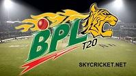 BPL 2017 Live TV Channels