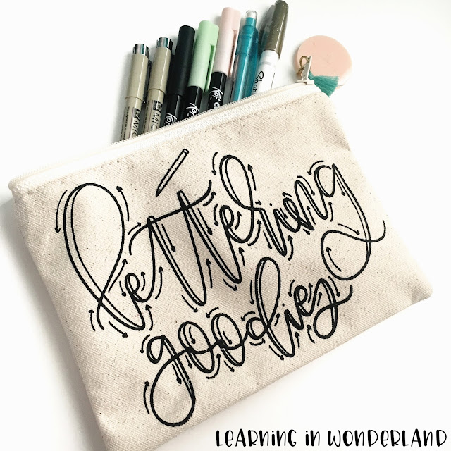 The perfect lettering kit!