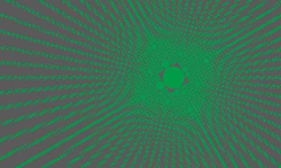 Halftone Vector Effect di CorelDraw 2018