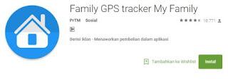 Aplikasi android untuk melacak no HP berdasarkan GPS