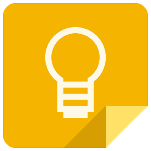 Google Keep for Android updated (3.1)