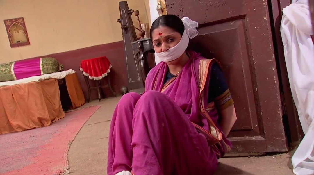 Indian Girl Bound And Gagged Scene-6304
