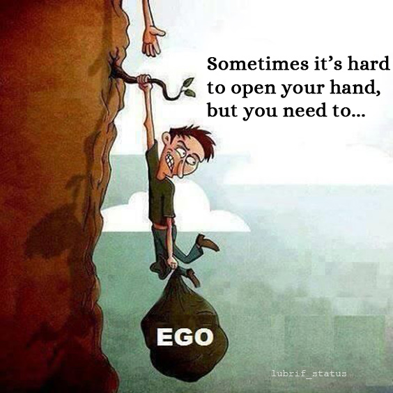 Best ego quotes and sayings