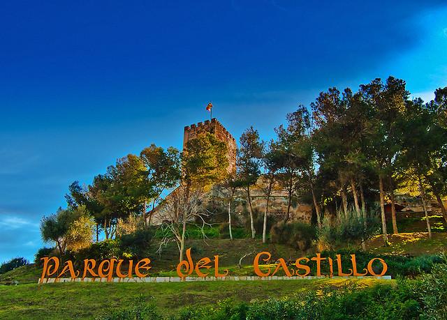 Por Que Me Gustan Los Castillos: Cosas Que Me Gustan: TESOROS DE FUENGIROLA. El Castillo De