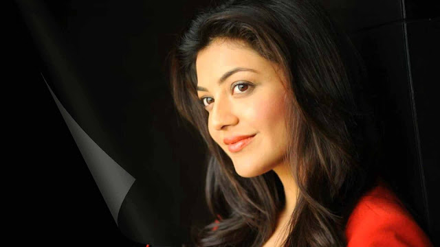 Kajal Aggrawal's cute Hd wallpaper for download