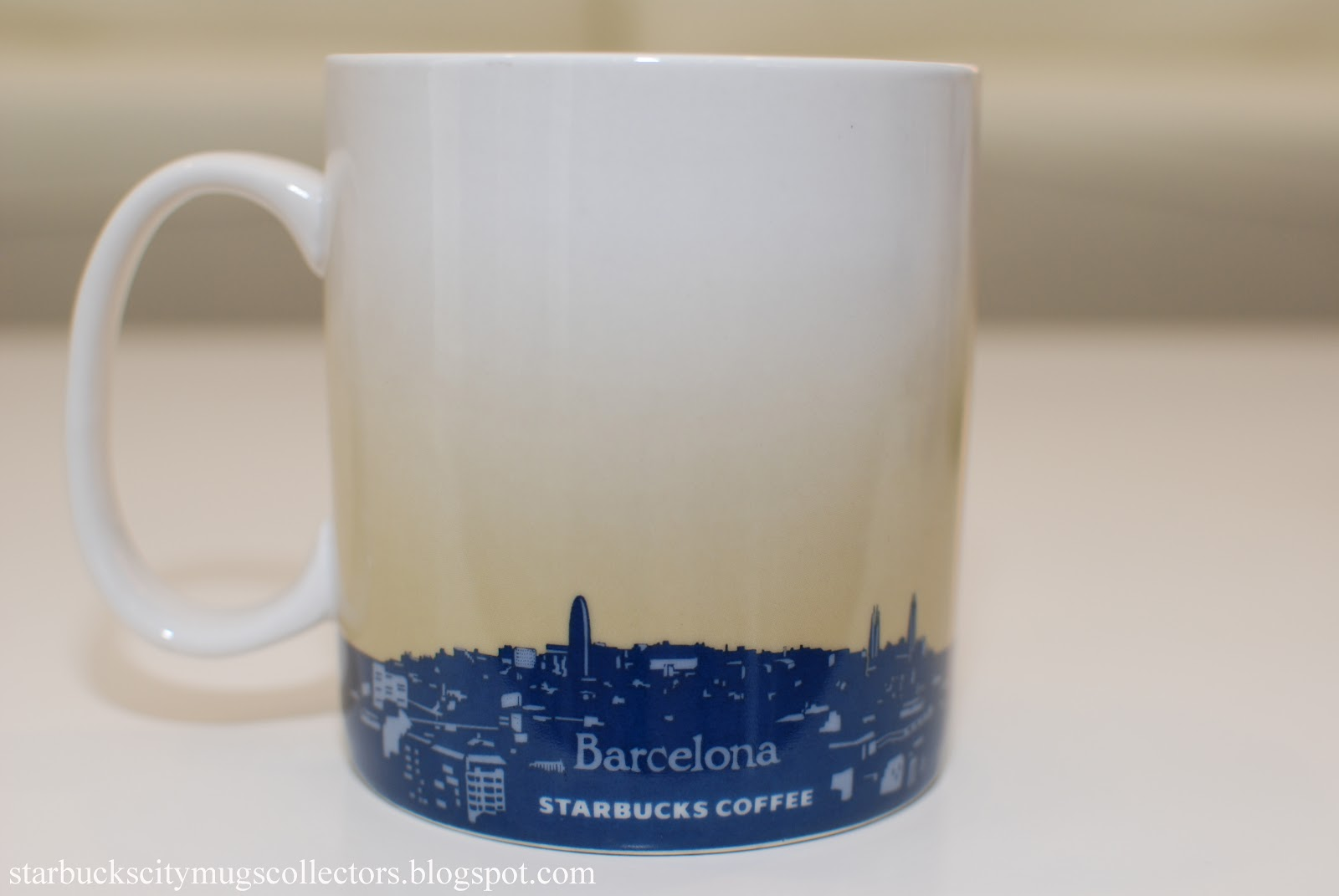 MugsBarcelona Icon Starbucks City Mug MugsBarcelona City Starbucks Starbucks Icon Mug wk0PnO