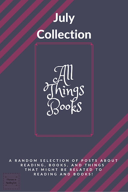 All About Books  July Collection