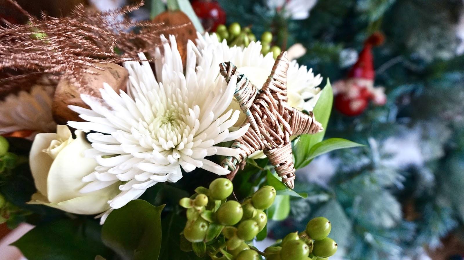 Prestige Flowers Christmas Gift
