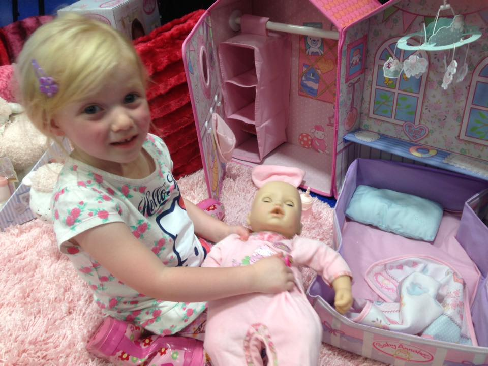 Wmsb Review Baby Annabell Bedroom