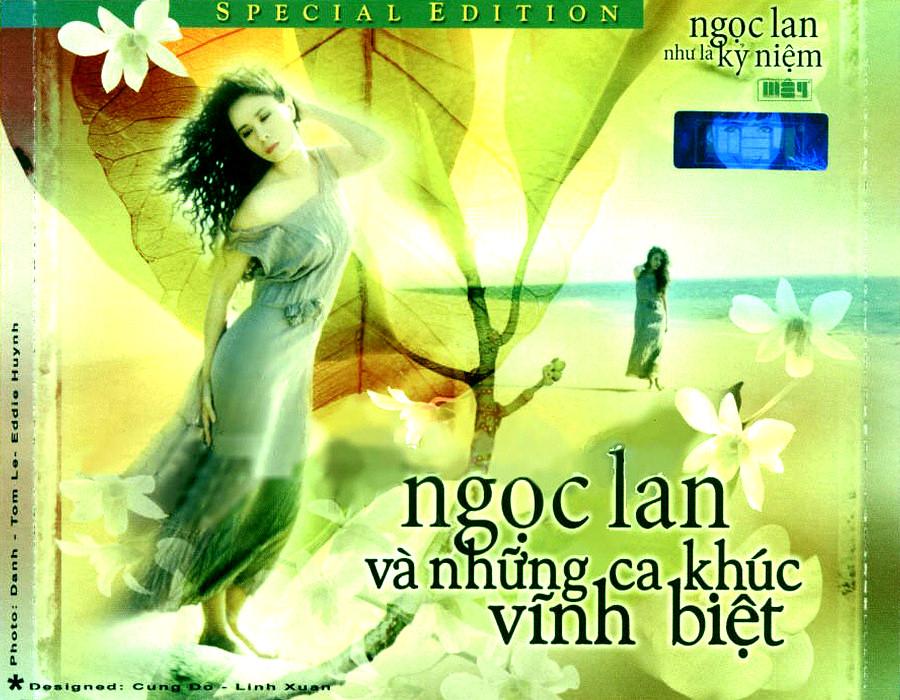 3 CD ca sĩ Ngọc Lan - Những ca khúc Vĩnh Biệt.