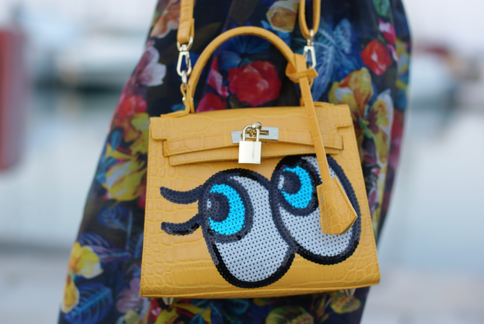 Playnomore Shygirl bag on Fashion and Cookies fashion blog, fashion blogger style