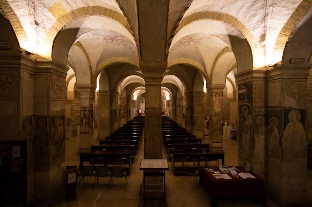 Chiesa di San Fermo maggiore-Verona
