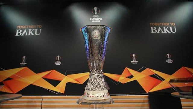 Hasil Liga Europa Babak Perempatfinal