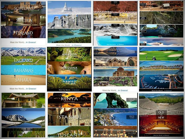 Greece Tour Package From Uae