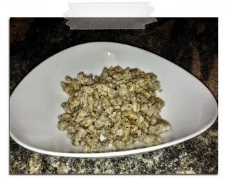 Spatzle di grano saraceno