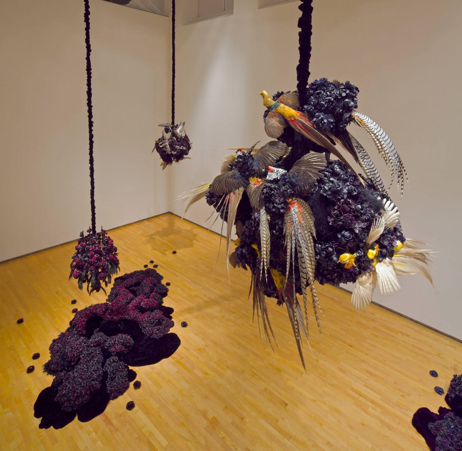 Nichole S Art Blog Petah Coyne