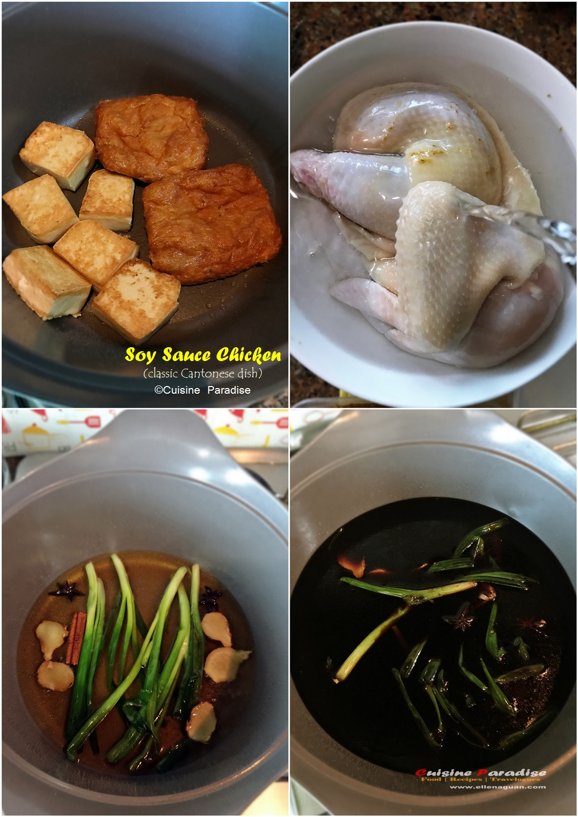Cuisine paradise singapore food blog recipes reviews and travel 1 cinnamon stick 2 star anise 8 slices ginger 5 cloves garlic optional forumfinder Gallery