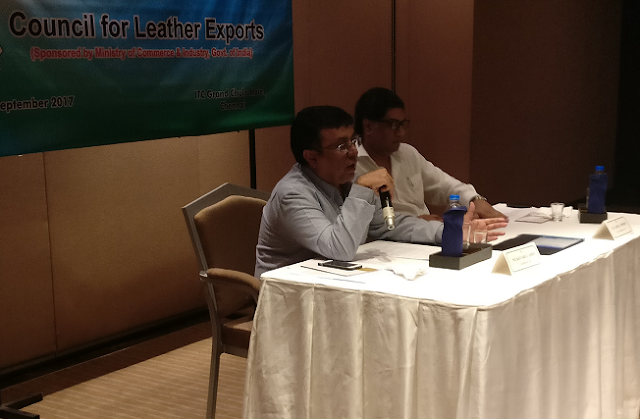 Leather Industry welcomes GST but wants rate reduction and IGST exemption