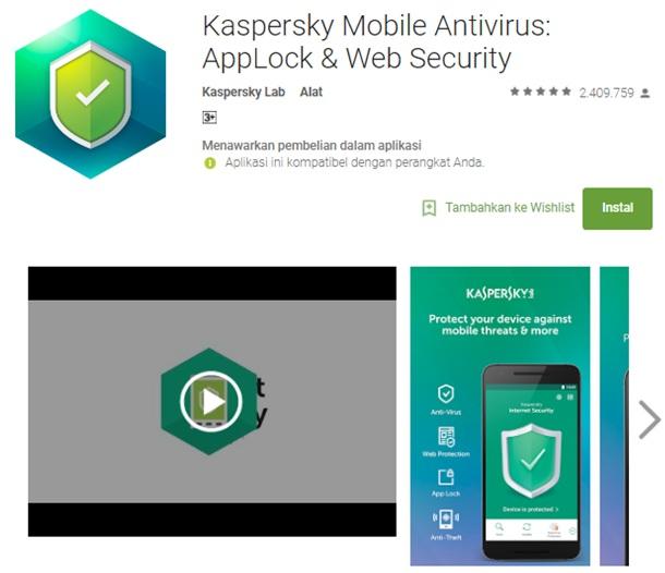 Aplikasi Antivirus Android Terbaik untuk Hp Android