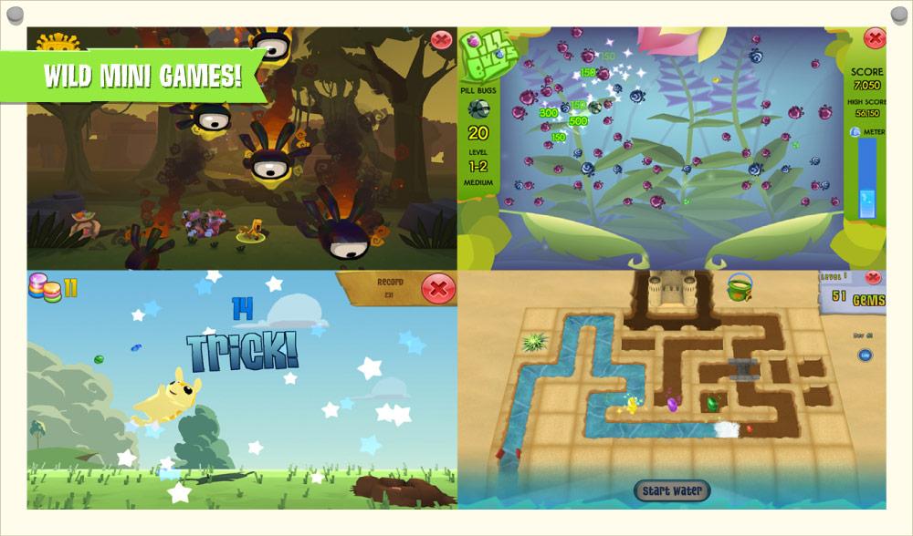 Animal jam play wild beta game