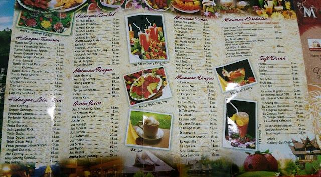 Setelah beberapa dikala yang kemudian admin membahas mengenai beberapa tempat wisata menarik ya Nasi Liwet Asep Stroberi