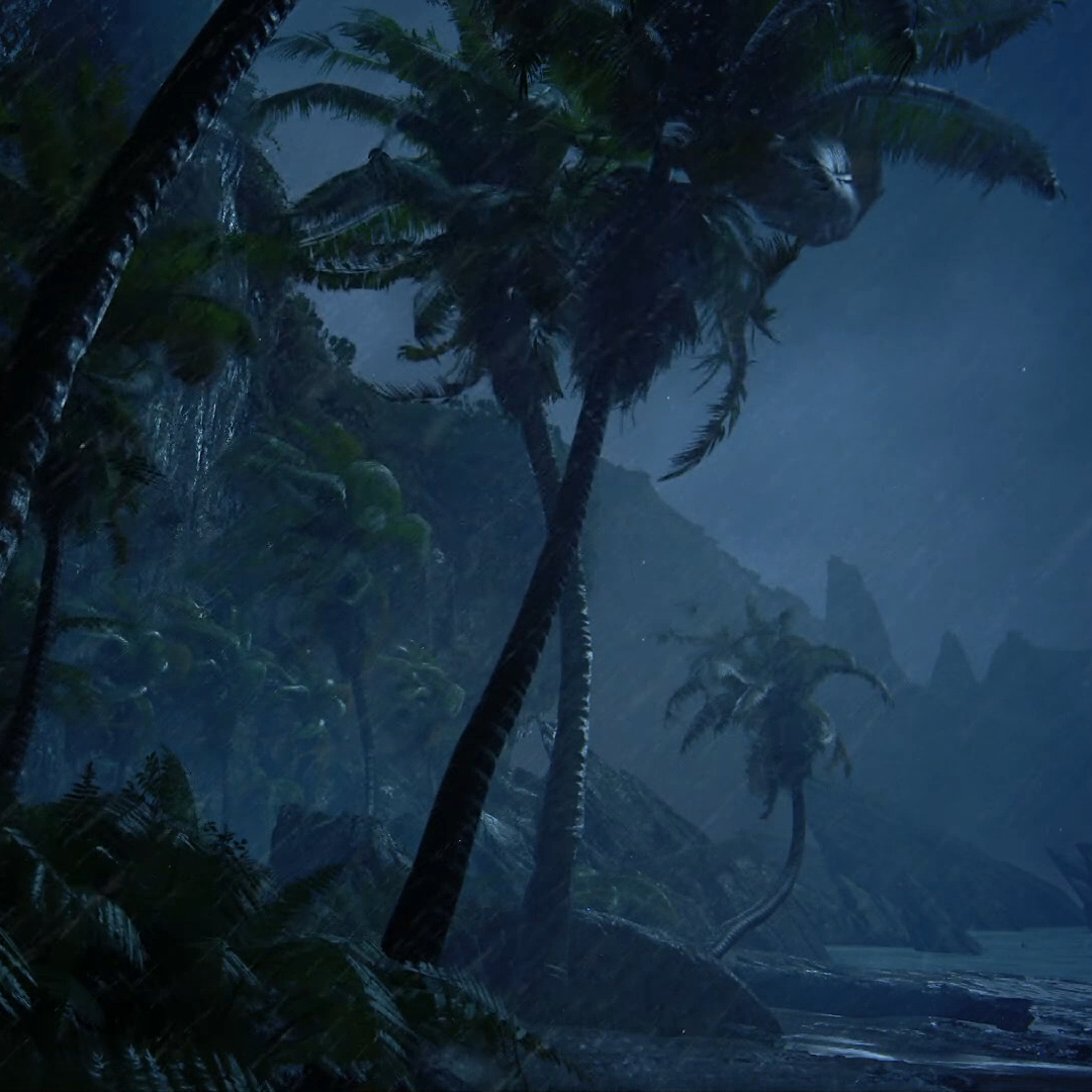 Uncharted Wallpaper: Wallpaper Engine Uncharted 4 Thunderstorm Free Download