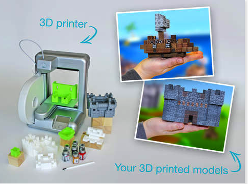 Here Is A Very Good App for Creating and Printing 3D Models ~ Educational Technology and Mobile Learning