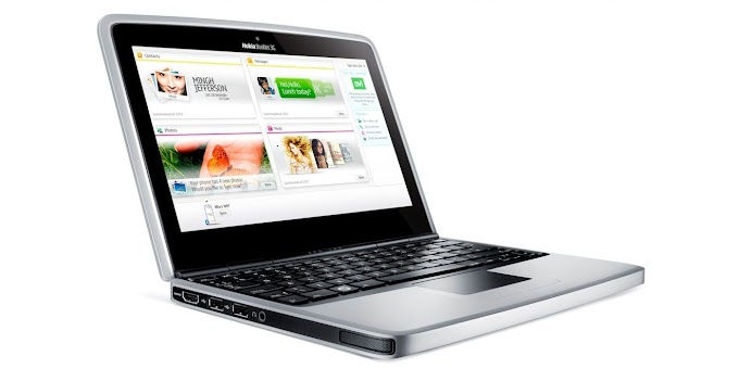Nokia Booklet 3G - Review