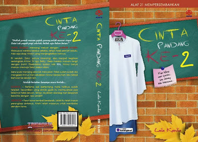 Drama Adaptasi Novel Cinta Pandang Ke-2
