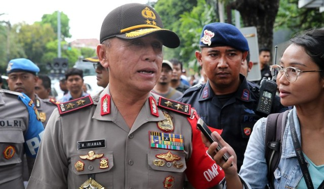 Polisi Terus Melobi KSPI, Minta Rencana Demo 2 Desember Ditunda