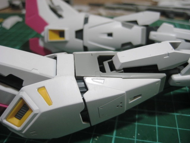 custom MG Zeta Karaba WIP photo