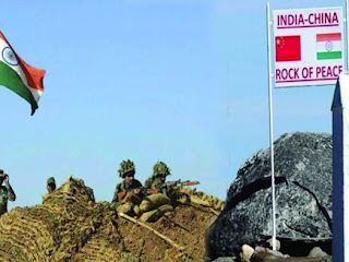 डोकलाम सीमा तनाव : चीन ने भारत से फिर सेना बुलाने को कहा